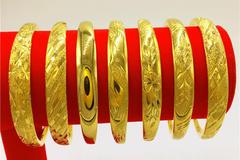 三金、五金和黄金八件套的区别