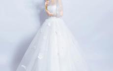 新娘禮服穿什么顏色
