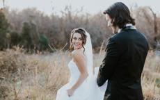 森系婚纱照穿什么拍