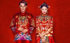 拍中式婚紗照前要注意什么
