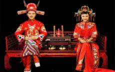 中式復古婚紗照怎么拍