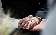 簡單大氣的新婚祝福