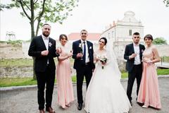 新婚祝福的经典句子