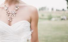 新娘禮服首飾搭配技巧