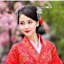 古风新娘发型有哪些