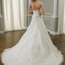 新娘婚纱怎么选 五种典型身材挑选技巧