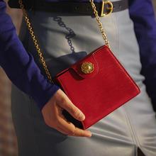 拉菲斯汀 迷你小方包包女2020新款链条单肩包