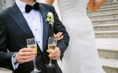 结婚去不了微信祝福的话
