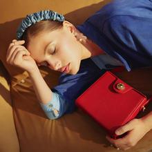 拉菲斯汀 单肩斜挎手提包时尚百搭复古盒子小方包