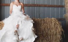 婚纱和跟妆是不是一家