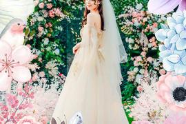 浪漫金秋·户外婚礼