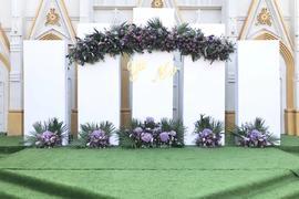 皇家礼堂草坪