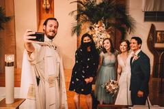 婚礼唯美配文
