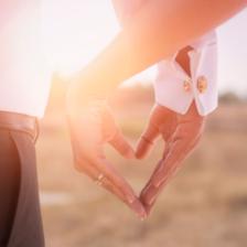 结婚祝福词