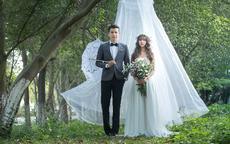 森系婚纱照发型 清新森系婚纱照最全拍摄攻略