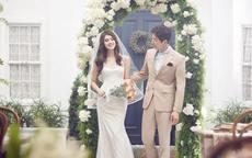韩式风格婚纱照图片 唯美韩式婚纱照最全拍摄攻略