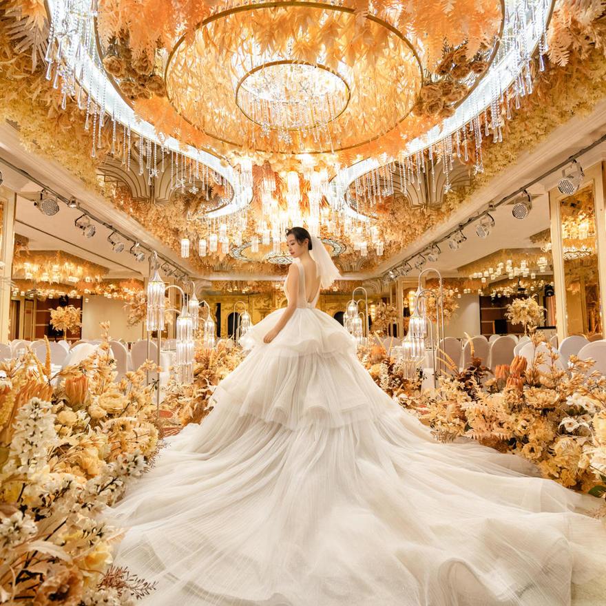 婚礼堂悦豪酒店宴会厅