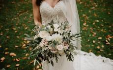 2020婚纱礼服流行款式