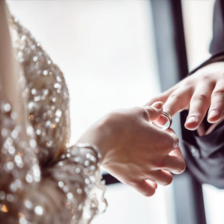 祝福新人新婚致辞简短