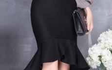 搭配鱼尾裙的禁忌 鱼尾裙搭配什么上衣好看