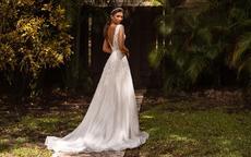 娇小型新娘婚纱礼服选什么