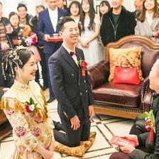 结婚敬茶礼仪大全(包含所有准备、流程、吉利话、注意事项)