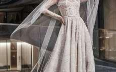 十月份婚纱礼服选什么款式