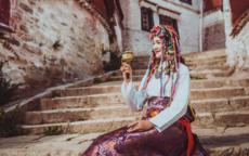 藏式风格婚纱照怎么拍