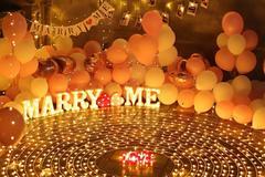 求婚和订婚哪个在前 十大浪漫求婚主题安利