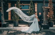 街拍婚纱照前需要准备什么