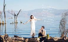 洱海婚纱拍摄地哪里好看