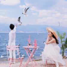 洱海拍婚纱照哪家店好