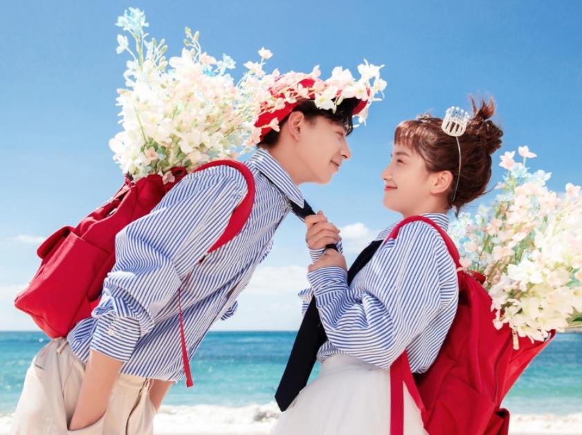 三亚旅拍婚纱照前十名公司 选对了怎样拍都好看