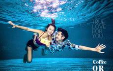 水下婚纱照在哪拍好