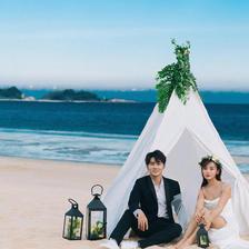 亚龙湾拍婚纱照指南