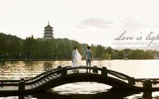 杭州西湖拍婚纱照攻略