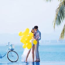 旅行婚纱摄影哪家好 2020旅拍婚纱照好评排行榜