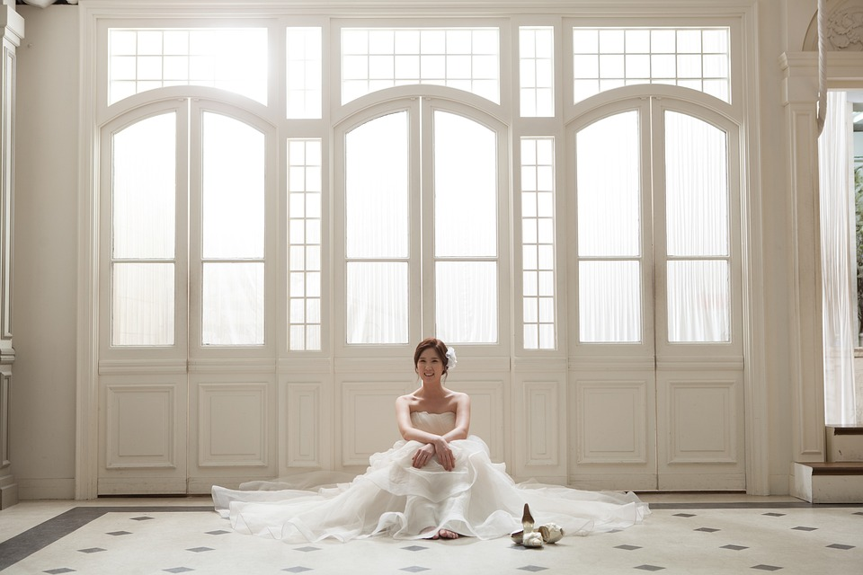 最近流行的婚纱照文案