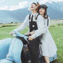 2020最流行的旅拍婚纱照风格