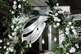 琥珀婚礼主题