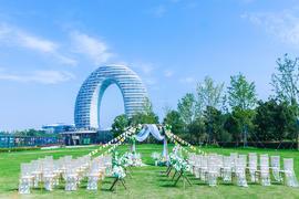 游艇婚礼《云锦水台》