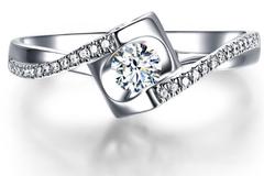 戒指里面的数字代表什么