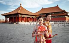 新中式婚纱照与中式婚纱照的区别
