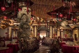 新中式主题宴会厅