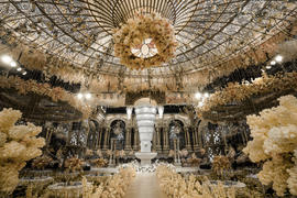 古典欧式主题风格宴会