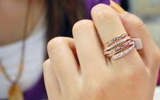 食指戴什么戒指好看 适合食指戴的戒指款式图