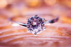 白金戒指怎么看真假 有这几种特征的都是假货!