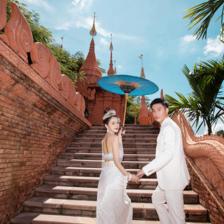西双版纳旅拍攻略 西双版纳拍婚纱照哪里景比较好