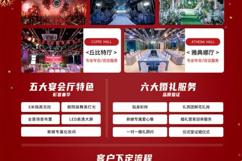 东庆童话一站式婚礼宴会中心(长沙店)