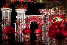 宴会厅主题婚礼